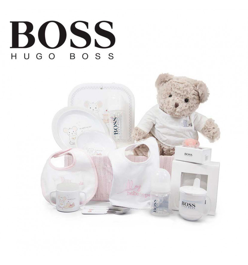 canastilla hugo boss baby gourmet girl beb de par s. Black Bedroom Furniture Sets. Home Design Ideas