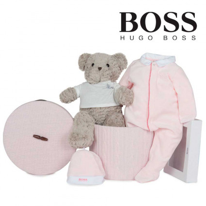 Canastilla Bebé Hugo Boss Dream