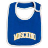 moschino 83 babero azul