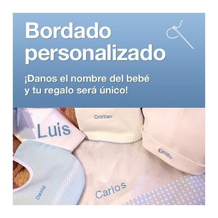 1 Bordado personalizado para bebés