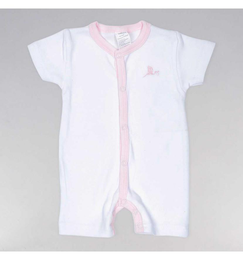 Body basic verano bebé rosa