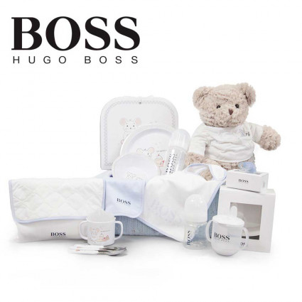 Canastilla Hugo Boss Baby Gourmet Boy