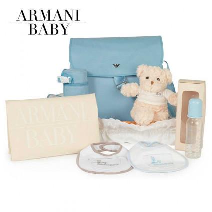 Canastilla Bebé Armani Paseo