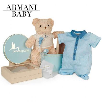 Canastilla Bebé Armani Serenity