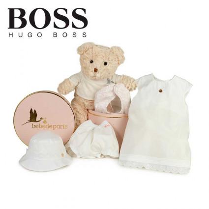 Canastilla Bebé Hugo Boss Elegance