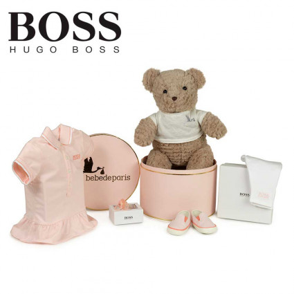 Canastilla Hugo Boss Tenis Girl