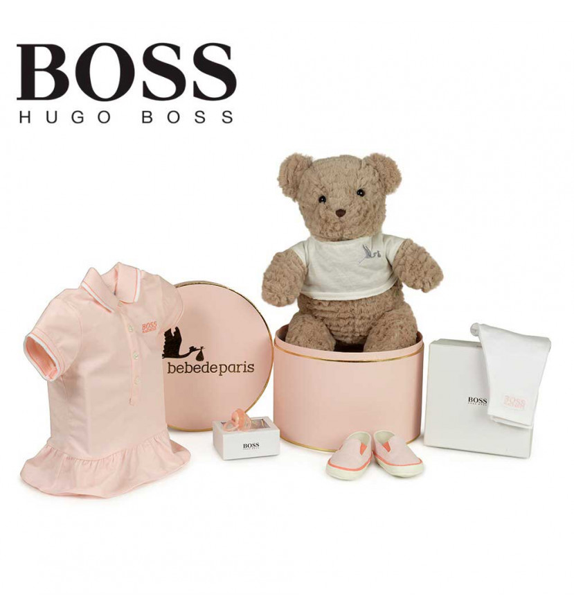 canastilla beb hugo boss tennis beb de par s. Black Bedroom Furniture Sets. Home Design Ideas