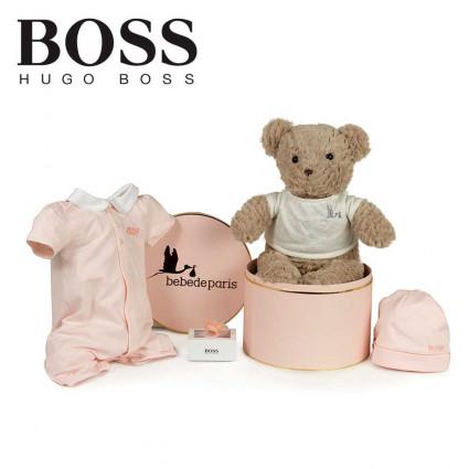 Imagén: Canastilla Bebé Hugo Boss Casual Girl