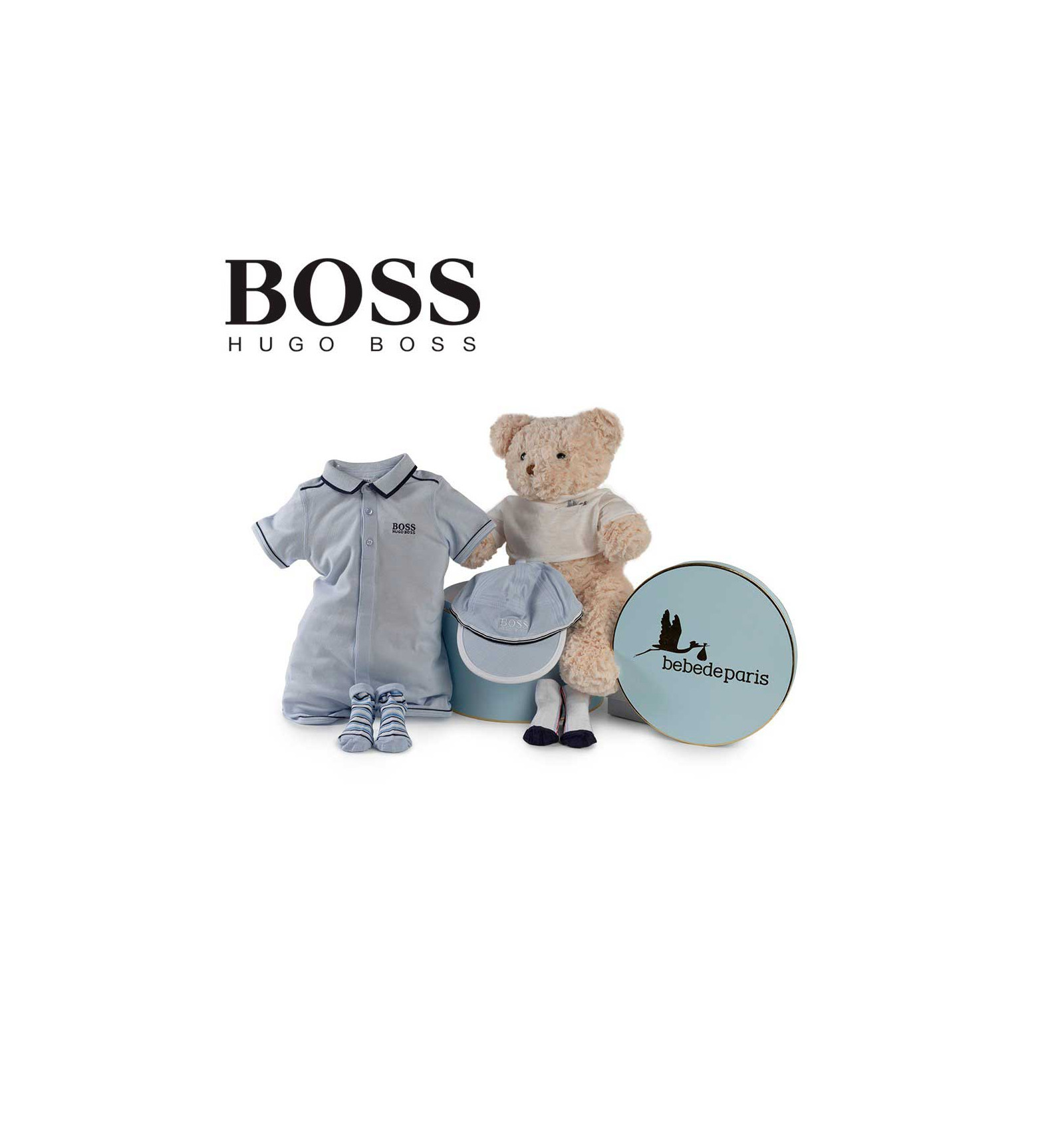 canastilla beb hugo boss polobody beb de par s. Black Bedroom Furniture Sets. Home Design Ideas