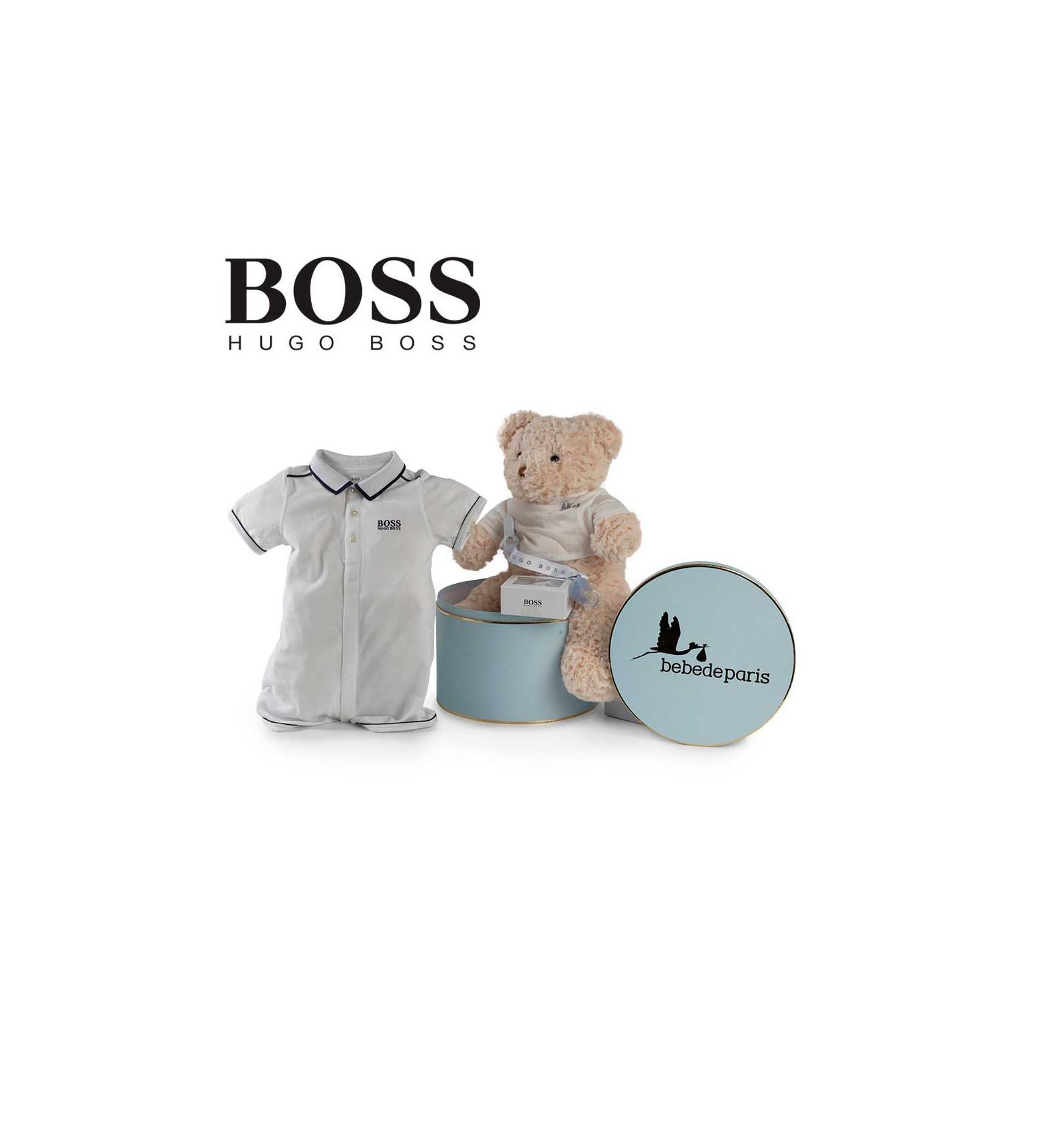 canastilla beb hugo boss casual ni o beb de par s. Black Bedroom Furniture Sets. Home Design Ideas