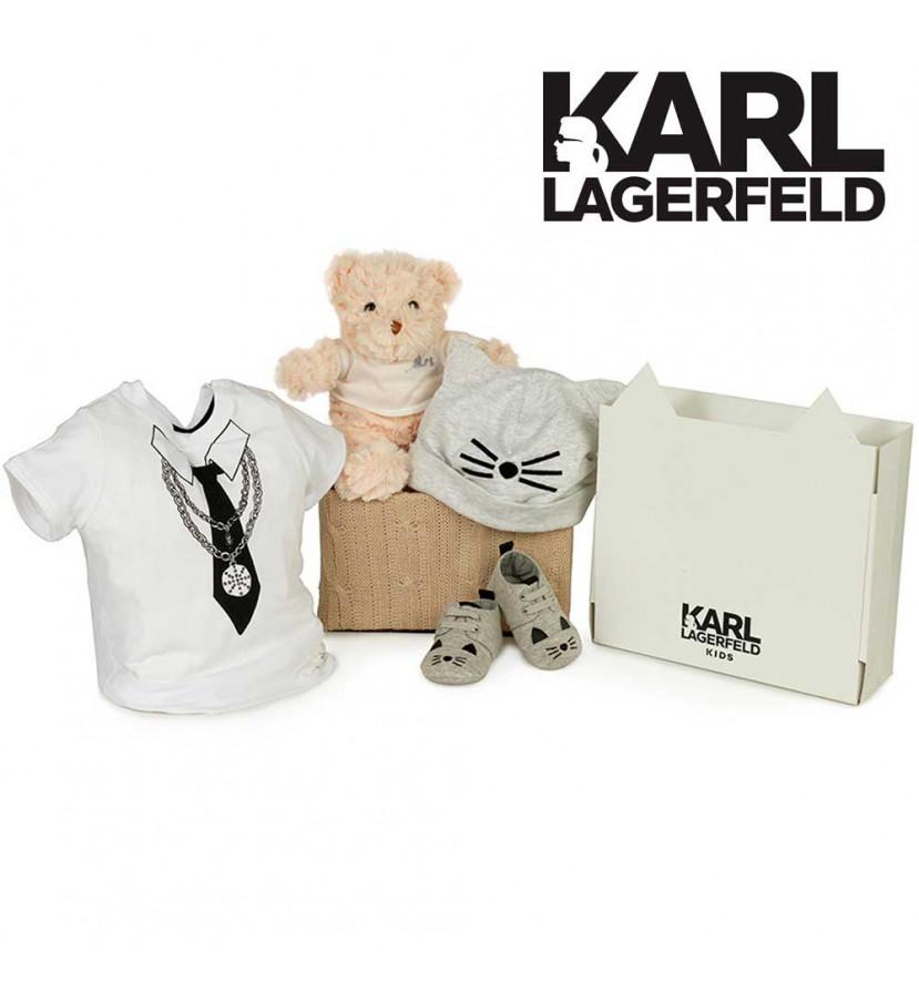 Canastilla Karl Lagerfeld Fun