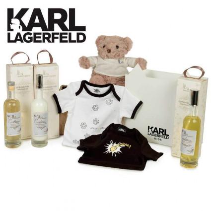 Canastilla Karl Lagerfeld Bodies Ensueño con Logo