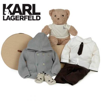 Canastilla Karl Lagerfeld