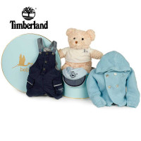 Canastilla Timberland Paseo Blue