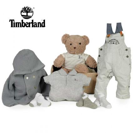 Canastilla Bebé Timberland Casual Ensueño