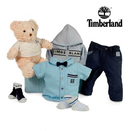 Canastilla Timberland Oxford Boy