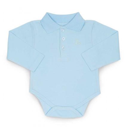 Polo Body Bebé Azul