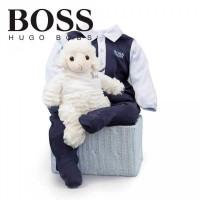 Canastilla Hugo Boss Basic