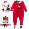 Pijama Moschino Rojo Vaca