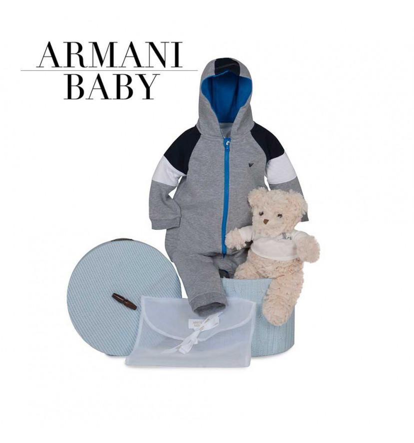 Canastilla Armani Sport