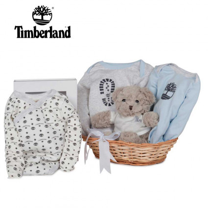 Canastilla Bebé Timberland Bodies