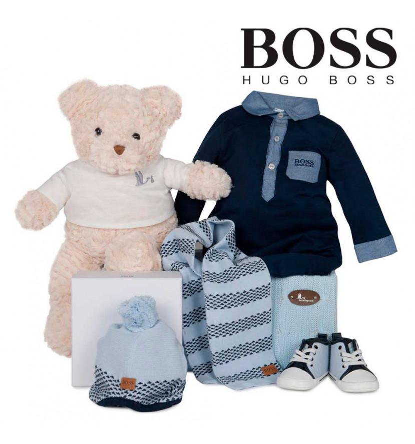 Canastilla Bebé Hugo Boss Casual