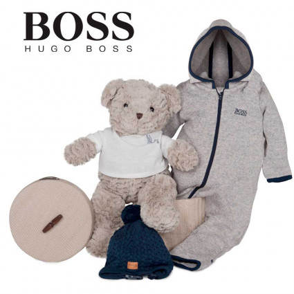 Canastilla Bebé Hugo Boss Winter