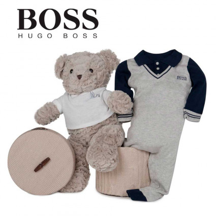 Canastilla Bebé Hugo Boss Smart