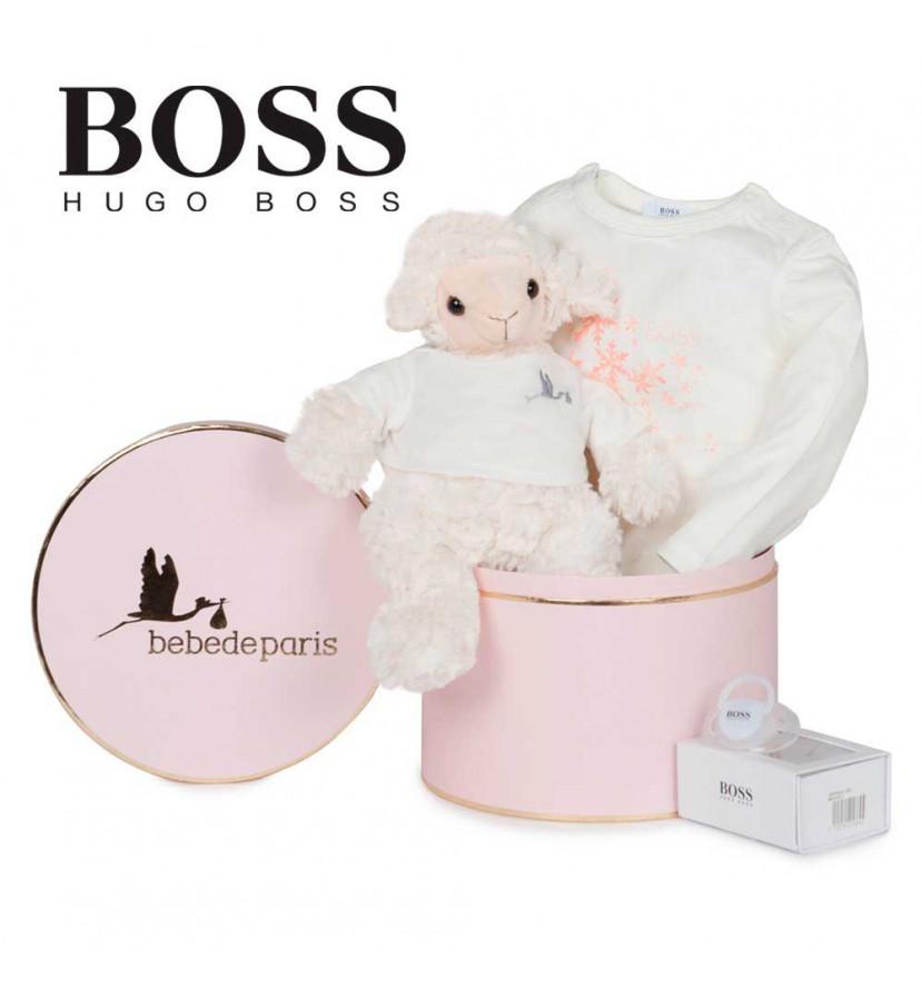 canastilla beb hugo boss nieve. Black Bedroom Furniture Sets. Home Design Ideas