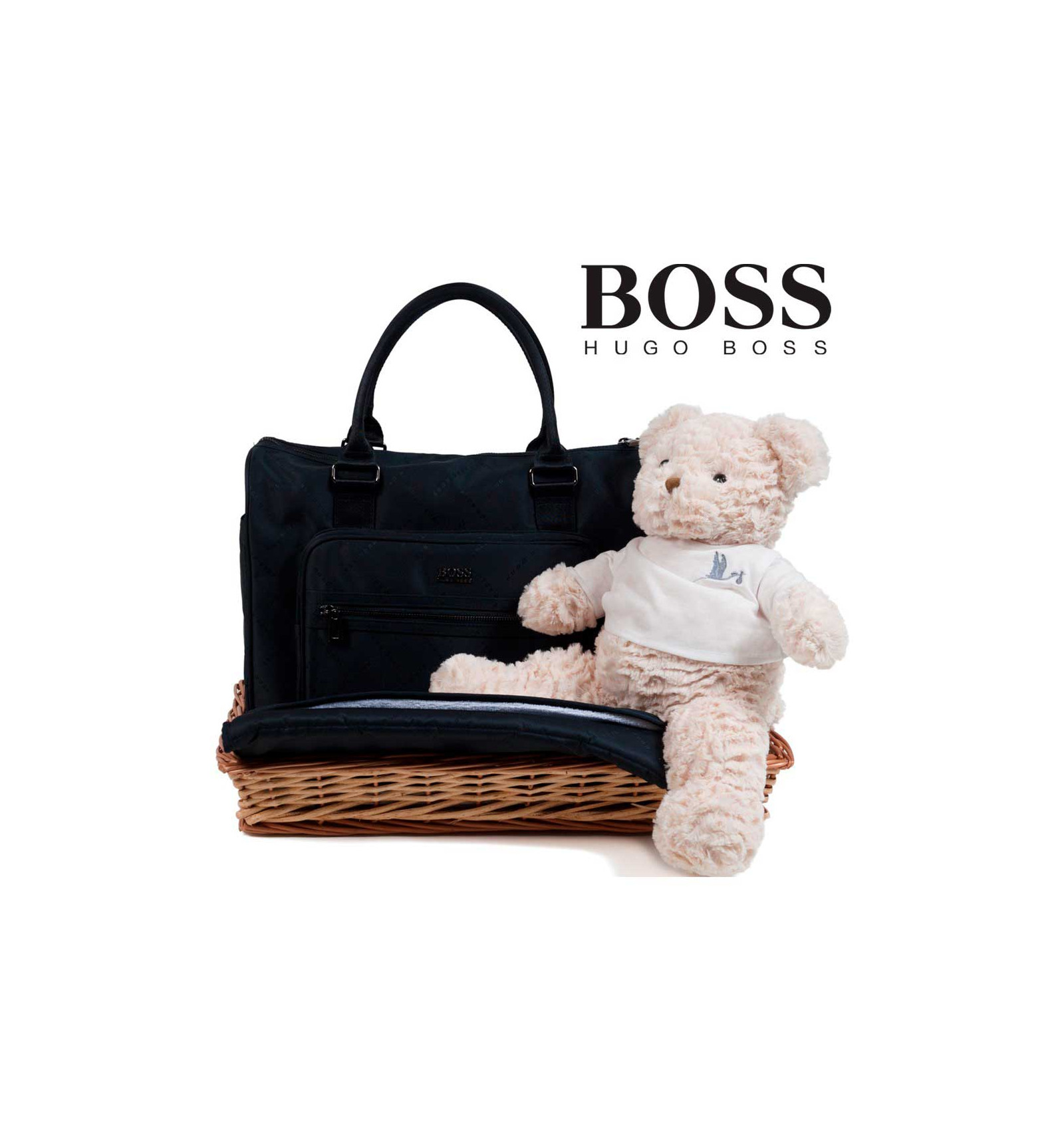 canastilla beb hugo boss paseo beb de par s. Black Bedroom Furniture Sets. Home Design Ideas