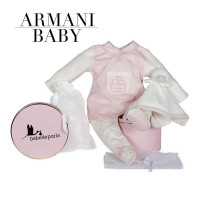 Canastilla Bebé Armani Sueño