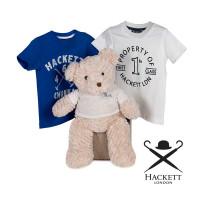 Canastilla Bebé Hackett Set Camisetas