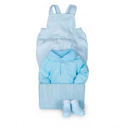 Caja Happy Baby Azul