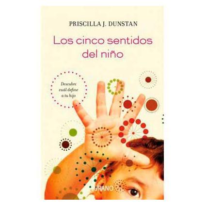 Libro Los Cinco Sentidos Del Niño