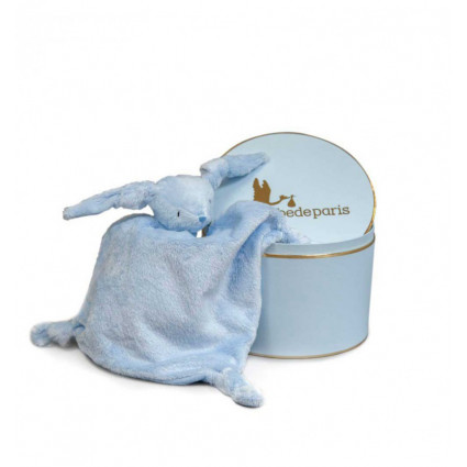 Regalo Bebe Doudou BigBunny Azul