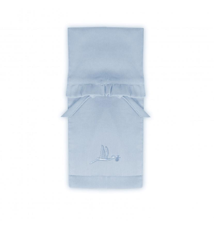 Funda Pañales Bebé azul