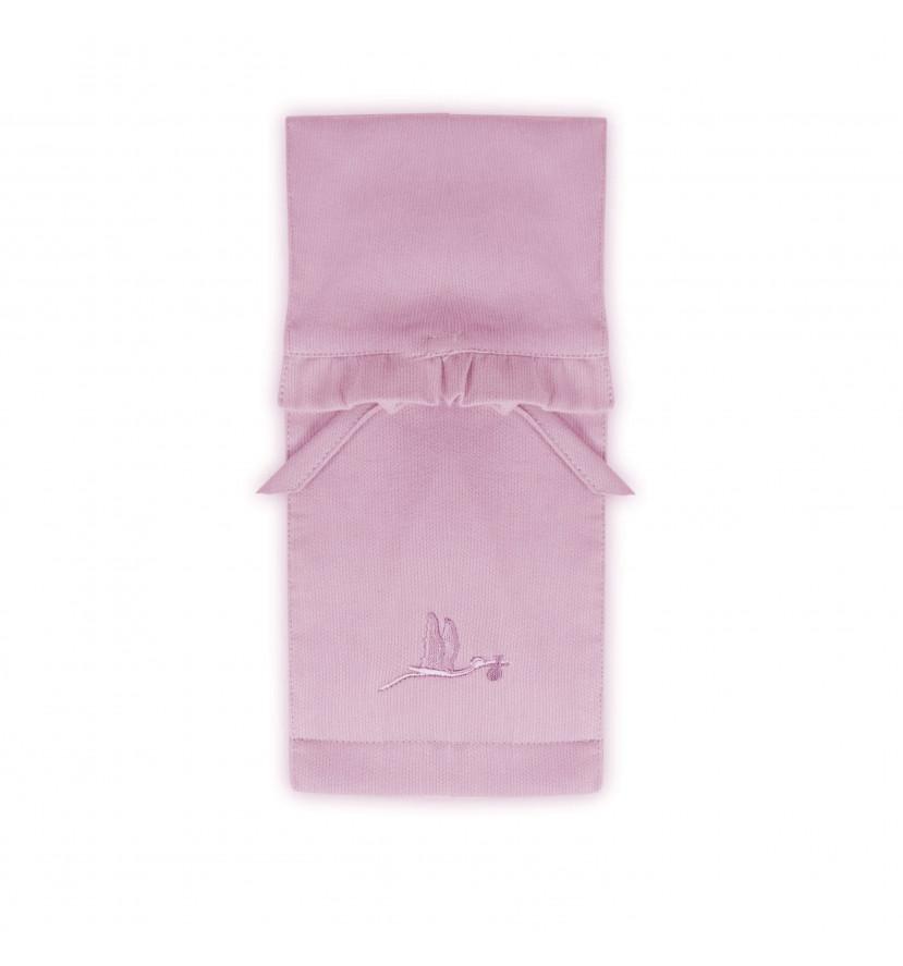 Funda Pañales Bebé rosa