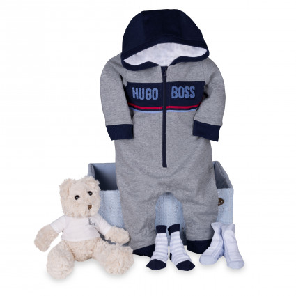 Set regalo bebé deportivo Hugo Boss