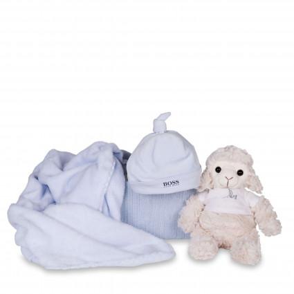 Set bebé regalo Gorrito Hugo Boss