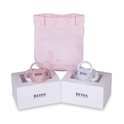 regalo bebé Set Chupetes Duo Hugo Boss