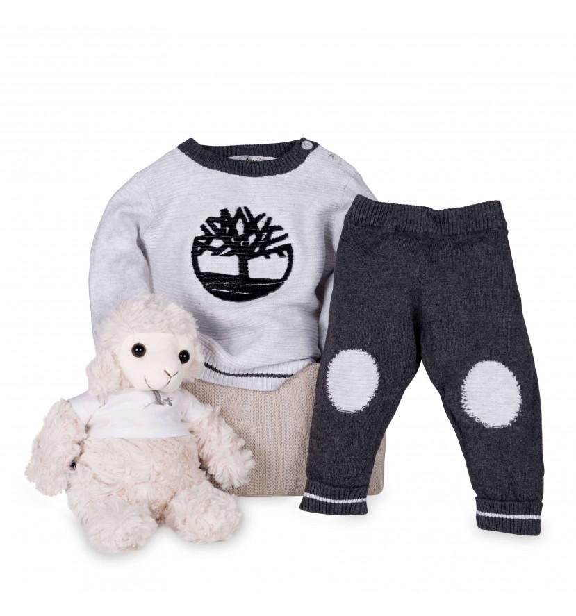 regalo bebé Conjunto Punto Timberland