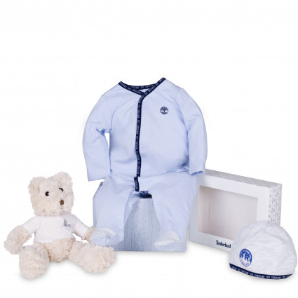 regalo bebé Set regalo Blue Dreams Timberland