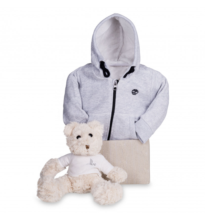 regalo bebé Set Sudadera Timberland