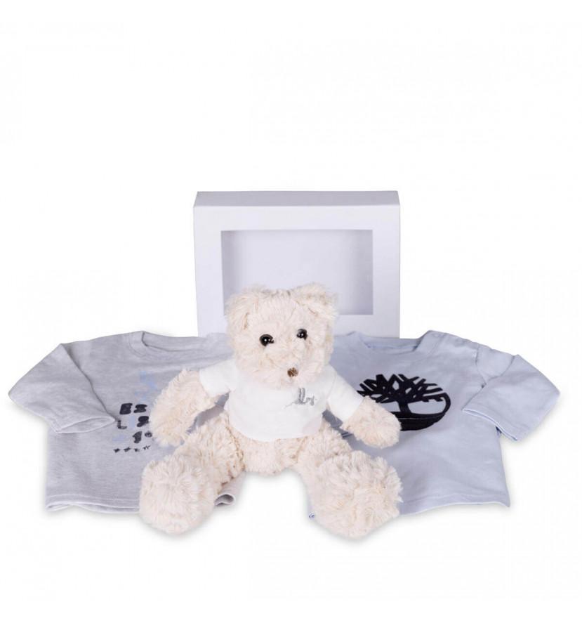 regalo bebé Set Camisetas Timberland