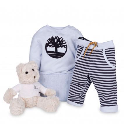 regalo bebé Conjunto bebé Comfortable TImberland