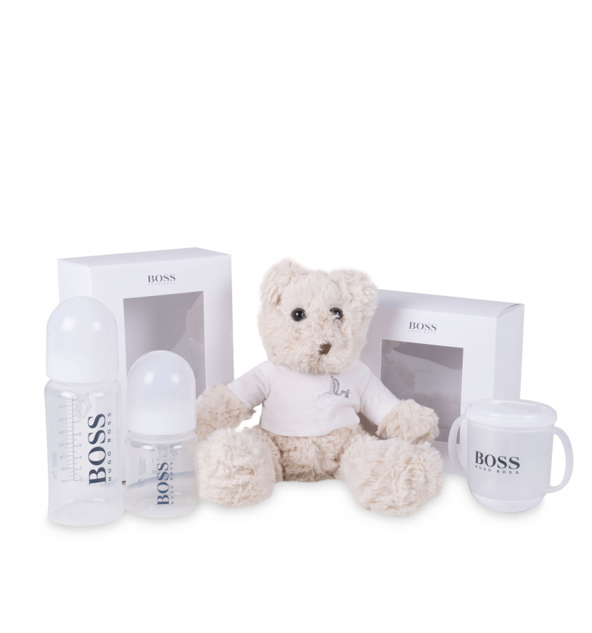 regalo bebé Set Bibe bebé Hugo Boss