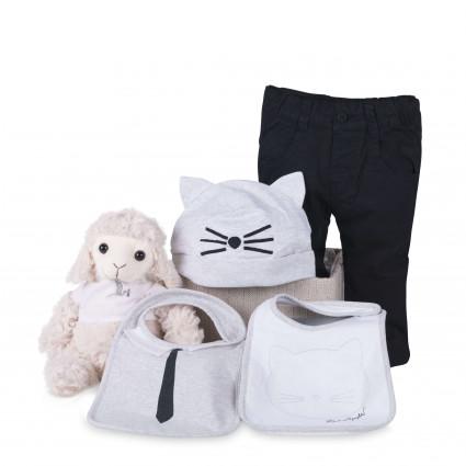 regalo bebé Set bebé cat Karl Lagerfeld