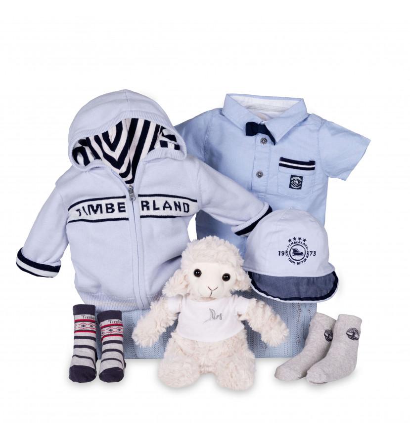 regalo bebé Conjunto paseo Timberland