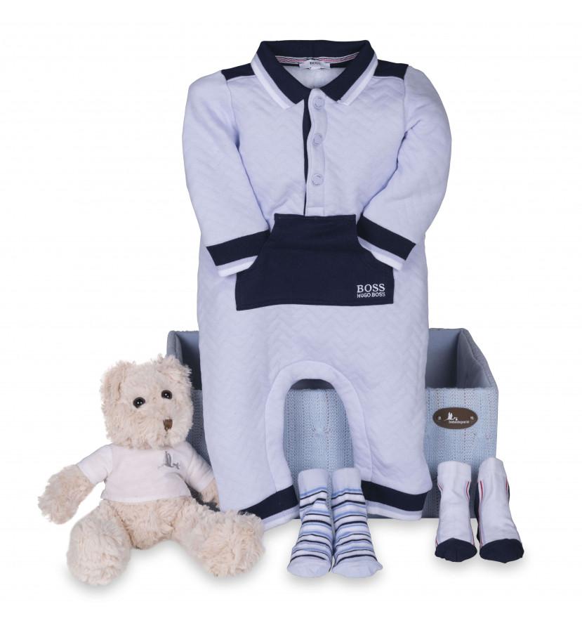 Set regalo bebé deportivo Hugo Boss
