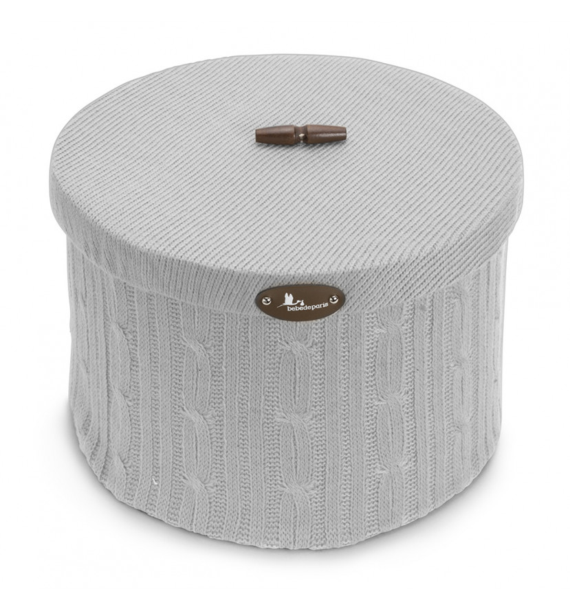 Caja de lana